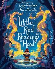 Little Red lectura Hood por Lucy Rowland