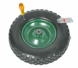 prestige carp porter new mk2 puncture  proof wheel with bearings
