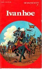 Ivanhoe Sir Walter Scott Pocket Classics Academic Industries 1984