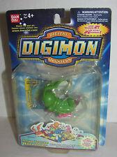1997 Bandai Digimon Season 2 Wormmon MOC MIB Digital Monsters