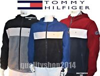 tommy hilfiger fleece full zip hoodie brand new with tag MSRP: $ 160.00