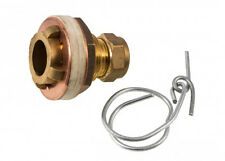 15mm Essex Flange | CF1RNS | Hot Water Cylinder Connection | Fits From One Side