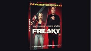 FREAKY (U.S. Release Blu-ray / DVD, With SLIPCOVER) VINCE VAUGHN
