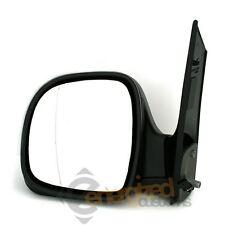 Mercedes Vito Van W639 2003-2011 Manual Black Wing Door Mirror Passenger Side