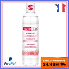Gel lubrifiant Chauffant Intime Anal Vaginal très forte lubrification  300ml