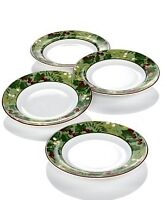 222 Fifth 6.5 inch Appetizer Plates Set of 4