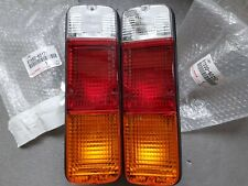 Genuine Toyota Land Cruiser 40 series rear tail lights 8156060172 8155060252 24V
