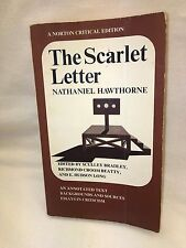 The Scarlet Letter -Norton Critical Edition