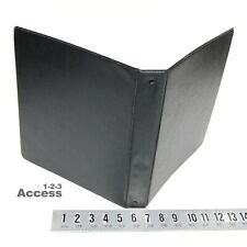 Wilson Jones 88 14 Heavy Duty 3 Rings Binder 1 Black Vtg 10 X 11 12