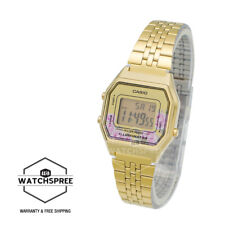 Casio Standard Digital Watch LA680WGA-4C