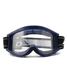 Youth Adult Motocross Motorcycle Raider Dirt Bike ATV Blue Goggle Goggles