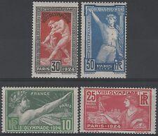 "FRANCE STAMP TIMBRE N° 183/86 "" JEUX OLYMPIQUES PARIS 1924 "" NEUFS xx LUXE K192D"