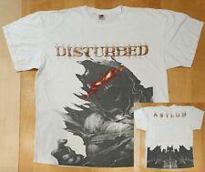 T-Shirt DISTURBED : Asylum (XL)