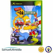 The Simpsons: Hit & Run (Xbox) **GREAT CONDITION!**