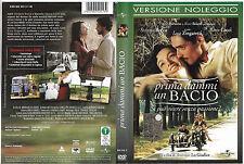 PRIMA DAMMI UN BACIO (2003) dvd ex noleggio