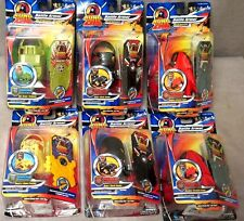 KUNG ZHU BATTLE ARMOR - LOT OF 6 BRAND NEW IN PACKAGE