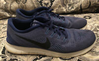 Nike Men's Free RN Running Shoes Sneakers 831508-500 US Size 11.5 VG PREOWNED