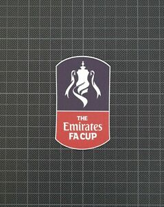 FA Cup Emirates Football Patch/Badge 2016-2020
