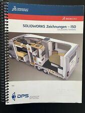 SolidWorks Zeichnungen - ISO; Trainingshandbuch 2018