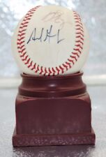 Adrian Gonzalez Signed Baseball LA Los Angeles Dodgers San Diego Padres AllStar