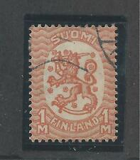Finland #102 Used - 1917