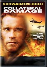 Collateral Damage (2002, DVD)