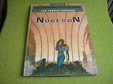 BD LUC & FRANCOIS SCHUITEN- NOGEON - REEDITION - LES HUMANOIDES ASSOCIES - 1995