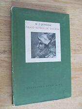 Vasco Núñez de Balboa conquistador QUINTANA Colección Buen Aire 1945