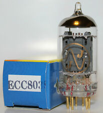 JJ Gold Pin preamp tubes,ECC803S, long plates 12AX7, BRAND NEW !