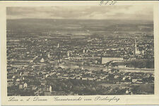 AK Linz a.d. Donau - Gesamtansicht vom Pöstlingberg (K883)