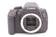 Canon EOS 700D (eos Rebel T5i) 18.0MP Digital SLR Camera - Shutter Count: 568