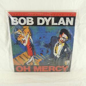 Bob Dylan - Oh Mercy MFSL MOFI 45 RPM Vinyl Record