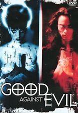 Good Against Evil (DVD, 2004) Dack Rambo, Kim Cattrall, Elyssa Davalos  NEW