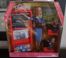 Barbie Teacher w/ Tommy & Kelly Indonesia 2000