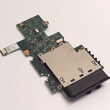 HP ProBook 6550b Audio Sound Card Reader Port board 6050a2356501