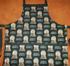 Cooking Aprons Game Of Thrones Fully Lined, Three Large Pockets Washable