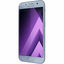 Samsung Galaxy A3 2017 A320fd Dual Unlocked Smartphone Blue