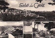 # CAVE: SALUTI DA    1964