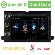"""For Ford F150 7"""" Android 10 Car Stereo Radio No-DVD GPS Touch Screen DAB+ 2+64GB"""
