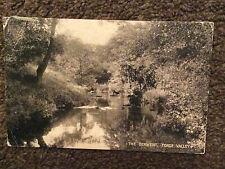 postcard the derwent forge valley