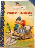 Deutsch 2.Klasse + Lernspaß mit Max + Sprache üben + Nachhilfe + Pestalozzi /62