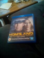 HOMELAND COMPLETE SEASON ONE (1) UK REGION B BLU-RAY DVD BOXSET
