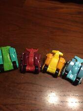 Komplettsatz Transformers Cars EN025, EN027, EN139, EN140
