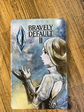 Bravely Default 2 Custom Made Steelbook For Nintendo Switch (No Game)