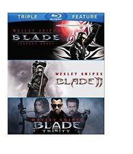 NEW Blade Trilogy [Blu-ray]