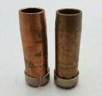 2pcs X2 Bernard Genuine Nozzle Insulator Cap 10012