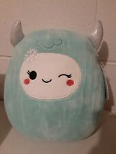 """Yollie The Yeti Squishmallow New Rare Target Exclusive 11"""" x1"""
