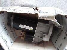Citroen / Peugeot Starter Motor, New Genuine Citroen Part 5802.E9