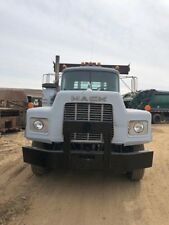 ROLL OFF CONTAINER truck 1994 RB MACK RB 690S 75000 lb American hoist TRI-AXLE