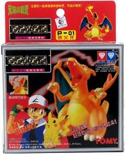 Auldey Tomy Pokemon P-01 CHARIZARD Snap Together Model Mini Figure 1998 NEW